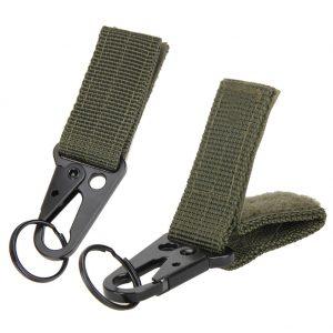 haak koppel riem sleutel sleutelhanger clip sleutelclip belt stof