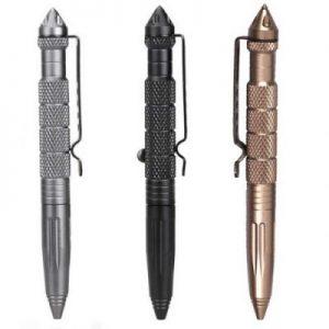 verdedigingspen tactical attack pen aanvalspen metaal