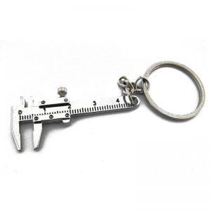 schuifmaatje sleutelhanger meetstok opmeten klein