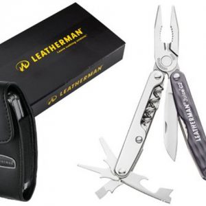 Leatherman Juice Granite Giftbox Leatherman Juice C2 Granite Gray Giftbox & sheath LE C2-GRAY-G&SH /