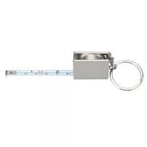 rolmaatje sleutelhanger meetlint oprolbaar handig handige