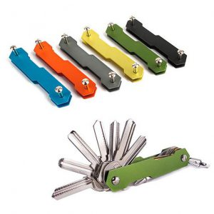 organizertool voor sleutels organizer sleutel karabijn haak broek multitool