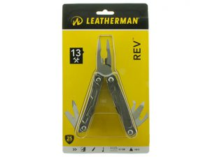 Leatherman Rev Clampack LE 3990CLAM