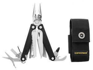 leatherman charge plus + le 6005 nylon shealth