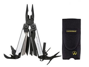 Leatherman Wave - plus Heritage Black Molle Stealth / LE 6025 6020