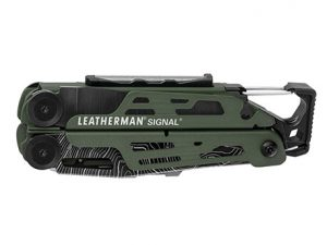 leatherman signal black nylon stealth special edition limited