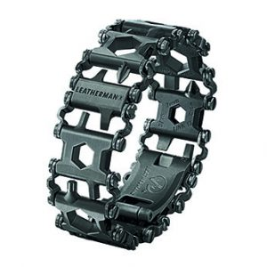 LeathermanTREAD tread armband Tread Black Metrisch / LE 8000-BK-M
