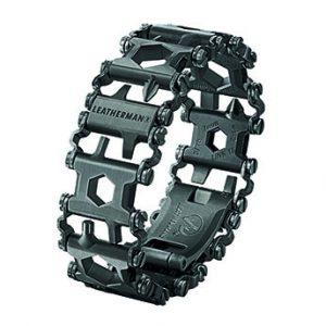 LeathermanTREAD tread armband Tread Black Metrisch / LE 8000-BK-M