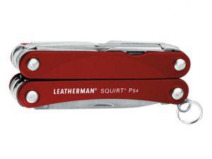 Leatherman Squirt PS4 Black / LE PS4 - Zwart