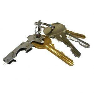 Multitooltje voor over de sleutel sleutelhanger cover