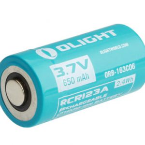 Olight RCR123A Accu voor H1R/S10RIII