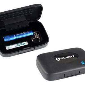 Olight i3E EOS Zwart Giftbox
