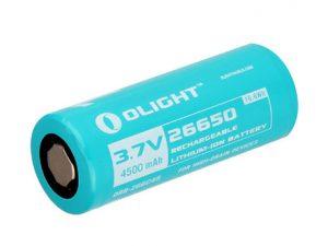 Olight 26650 4500 mAh R50/R50PRO accu