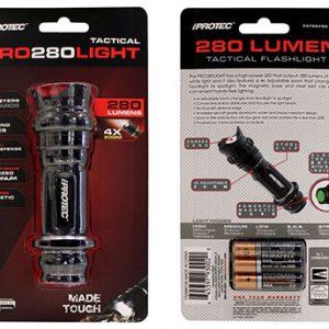 iProtec Pro280 LED Light zaklamp