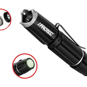 iProtec Pro100 LED Light zaklamp