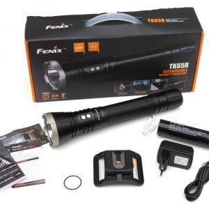 Fenix TK65R zaklamp oplaadbaar oplaadbare tactische