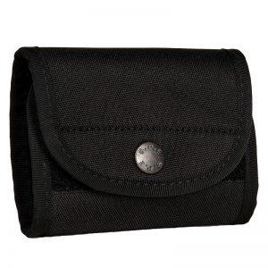 Mini opbergtas tas tasje koppel aan medische handschoentjes rubber plastic klein stevig