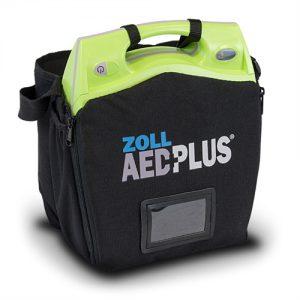 AED Plus in case