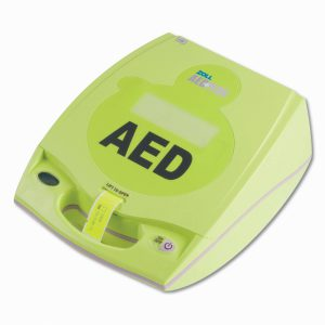 ZOLL AEDPLUS Closed AED