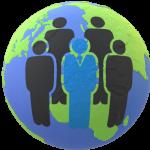 Icoon Interactieve Opleidingen in Veiligheid Team