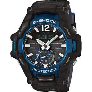 G- Shock GR-B100-1A2ER is een ultiem sterk