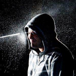 pepperspray en oefenspray