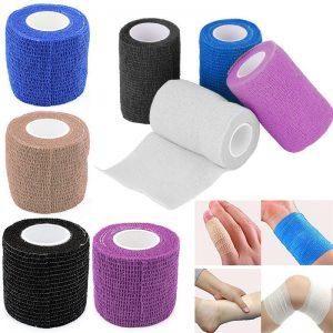 Zelfklevende herbruikbare tape