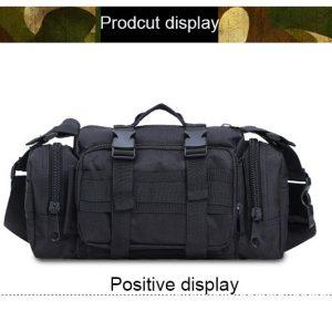 kleine tactische operationele tas