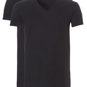 Shirt onder uniform zwart