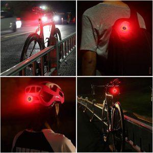 Achterlicht fiets oplaadbaar
