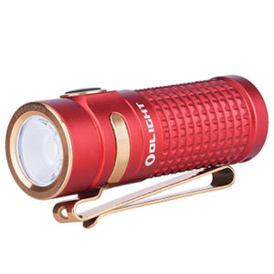 Olight S1RII RED limited edition